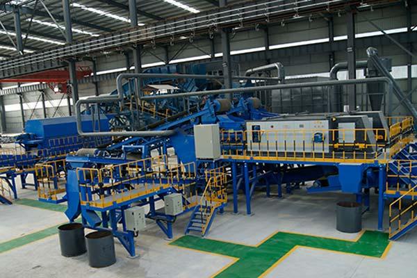 涡电流分选机适用于那些物料处理