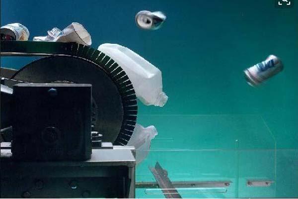 涡电流分选机的安装方式