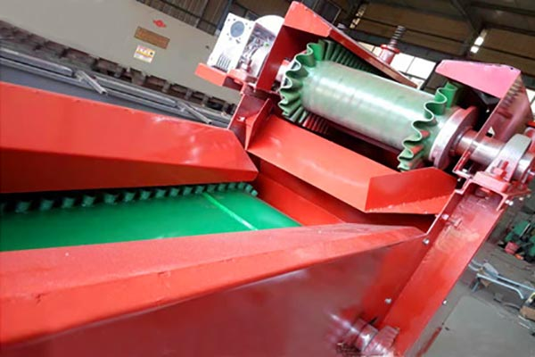 涡电流分选机都需要配备除铁滚筒才能生产