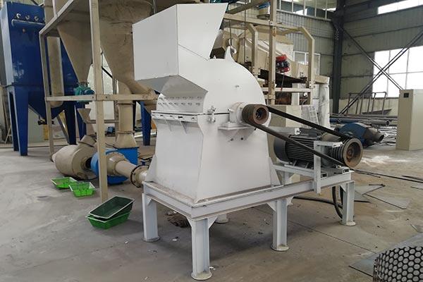 涡电流分选机垃圾处理分选设备结构组成