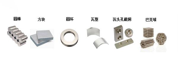 涡电流分选机厂家为您介绍什么是永久磁铁