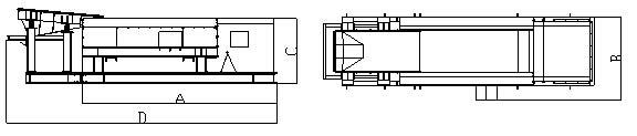 有色金属涡电流分选机示意图